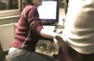 BBW flexible lo recibe vídeos xxx entre hermanos por el culo y se corre