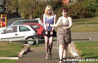 Givemepink April Blue disfruta de hermanas enculadas la masturbación en primer plano