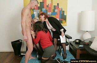 Sb3 ¡Ella satisface la lujuria de su cuñado y cuñada follando padrastro!